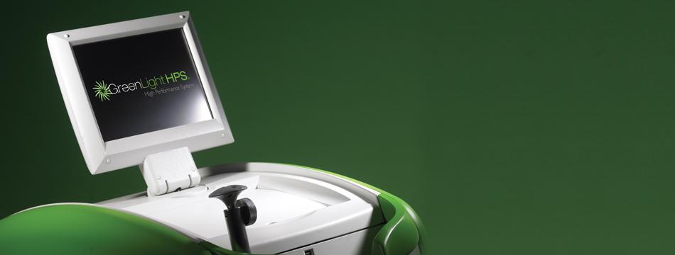 Greenlight Xps 187 The Greenlight Laser